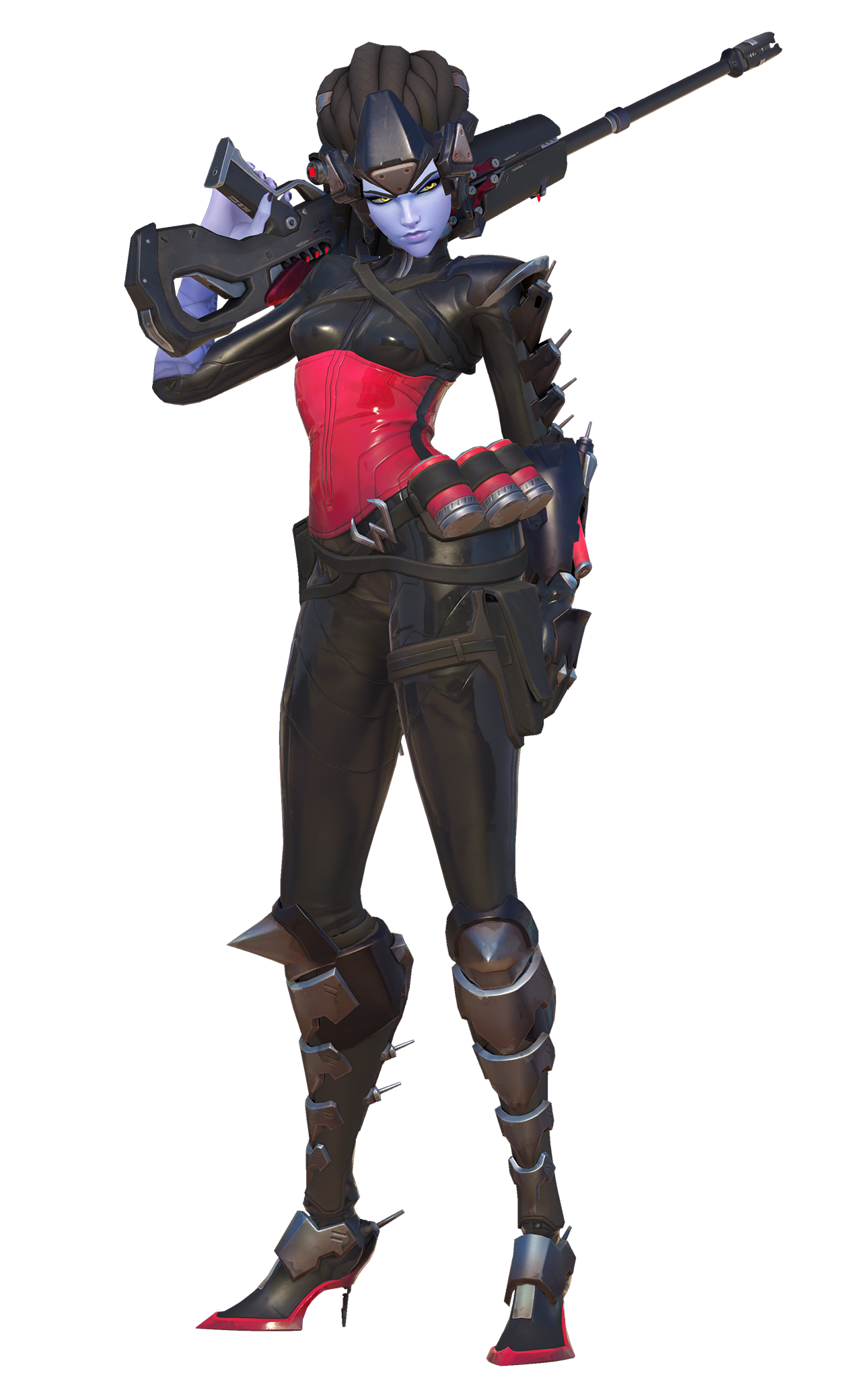 WIdowmaker Noire Skin - General Discussion - Overwatch Forums